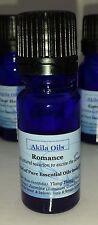 Romance Essential Oil Blend 10ml Undiluted 100% Pure Oil Burner Inhale Massage