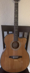 PRS Angelus SE A50E Acoustic/Electric Guitar, Right Handed. Comes With Soft Case