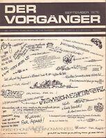 Der Vorganger Vintage American Porsche Club Magazine September 1976 032917nonDBE