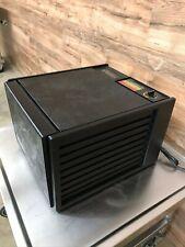 Excalibur 3900 Deluxe Series Food Dehydrator, 9 Tray, 120 V, 60 Hz, 600 Watts