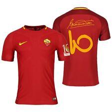 Francesco Totti maglia addio al calcio Roma 17/18 Last Match jersey