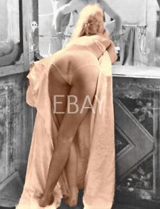 "BRIGITTE BARDOT Color from Behind * FINE ART ARCHIVAL Photo Print (8.5"" x 11"")"