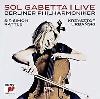 GABETTA/RATTLE/URBANSKI/BERLINER PHILHARMONIKER - CELLO CONCERTOS   CD NEU