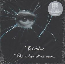 PHIL COLLINS, TAKE A LOOK AT ME NOW..., 8 CD BOXSET, LTD. EDITION