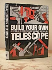Richard Berry's BUILD YOUR OWN TELESCOPE Plans For 5 Telescopes You Can Build