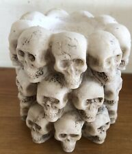 Latex Mould for making this Lovely Skull Candle Holder