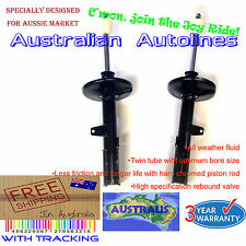 2 Struts Toyota Camry ACV36R MCV36R Sedan Rear Shock Absorbers 02-06 Bore 51mm