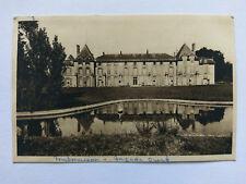 Paris France Vintage B&W Postcard 1939 Palais de Malmaison Facade Ouest