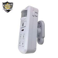 Streetwise SafeZone Motion Activated Alarm w/Keypad Upgraded Improved New Design