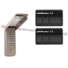 Liftmaster ACKIT 315Mhz Access Value Pack (2) 373LM Remotes & (1) 877Max Keypad