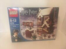 Old LEGO Harry Potter Shrieking Shack (4756) nib read description
