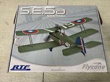FLYZONE FLZA2059 SE5A S.E.5a RC BiPlane Remote Control Airplane