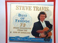 Steve Travis - Best of Friends (2005) 2CD Mint
