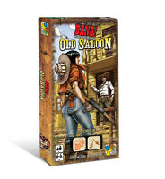 Old Saloon Expansion Bang The Dice Game Family Party Game Davinci Games DVG 9112