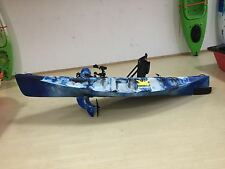Fishing Pedal Kayak Australian Designed Kings Kraft Propelled Canoe Boat $1799