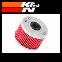 K&N Oil Filter Powersports Oil Filter For Fits Honda Motorcycles - KN-112