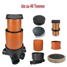 Schachtboden Typ RML + G DN400 - KG DN100 150 oder 200 von Ostendorf dt.Produkt