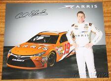 2015 Carl Edwards Arris Toyota Camry NASCAR Sprint Cup postcard