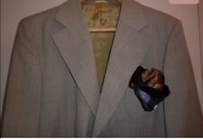 VINTAGE 1960s ANTHONY SQUIRES MENS SUIT  SIZE 40 EXC- CONDITION