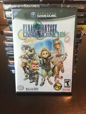 Final Fantasy Crystal Chronicles Nintendo GameCube Game BRAND NEW FACTORY SEALED