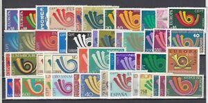 Europe Cept 1973 Vintage Complet (MNH)
