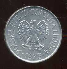 POLOGNE 50 groszy 1973  ( bis )