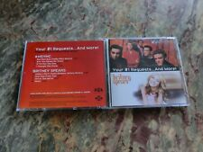 CD album Tapes Britney Spears Your 1 REQUESTS... and More!