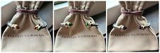 $1,100 David Yurman Sterling Silver 925 Renaissance Bangle Bracelet's W 14K Gold