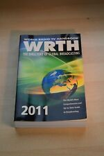 World Radio TV Handbook 2011 by WRTH - Shortwave HF Broadcast Frequency List