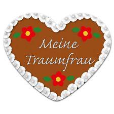 """Mousepad """"Lebkuchenherz"""" - Herzform - Oktoberfest - Liebe - Sprüche - Herz"""