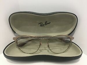 NEW WOMEN'S METAL RAYBAN LITEFORCE GLASSES  RB3596V 2998