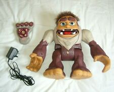 """Fisher Price """"Big Foot """" Large 15"""" Monster - Interactive Toy with Remote control"""