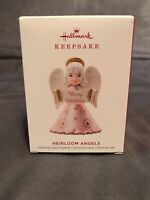 "Hallmark ""Heirloom Angels"" Keepsake Christmas Ornament 2019"