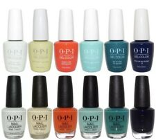 OPI Grease Collection 2018 GelColor Soak-Off Gel Polish + Nail Lacquer Set #1
