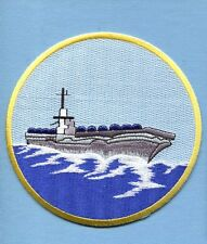 BRIDGES TOKO RI MOVIE US NAVY AIRCRAFT CARRIER Squadron Cruise Jacket Patch