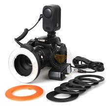 48 LEDs Macro Ring LED Light for Canon EOS Rebel T6s T6i T5i T5 T4i T3i  60D 70D