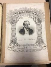 Works of Beethoven, Schuberth and Co. Hamburg Leipzig New York (c. 1853)