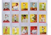 1983 GALASSO 1933 GOUDEY REPRINT SINGLES -------PICK FROM LIST-------(MAX SHIP)*
