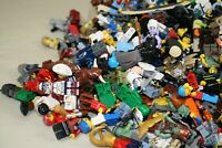 10 LEGO Mini figures + Accessories  ~ Random Lots ~ GREAT VARIETY