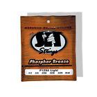 Guitar Strings Acoustic Phosphor Bronze SIT Light Set P1254 Bitterroot 088043 for sale