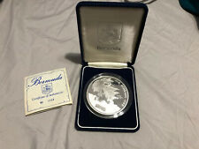 Bermuda 1988 San Antonio 5oz Coin