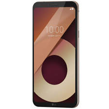 "LG Q6 5.5"" QUAD CORE 32GB RAM 3GB 4G LTE TIM TERRA GOLD"