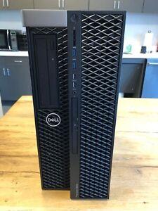 Dell Precision T5820 i9 256GB NVMe 32GB RAM with warranty - BYOGC