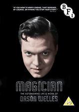 DVD:MAGICIAN - THE ASTONISHING LIFE & WORK OF ORSON WELLES - NEW Region 2 UK