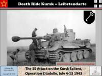 Grognard Simulations Wargame Death Ride Kursk - Leibstandarte New