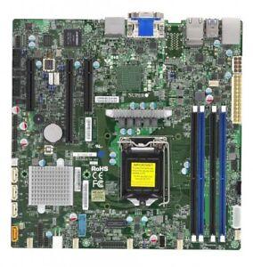 SuperMicro X11SSZ-F Single Socket H4 LGA-1151 Motherboard