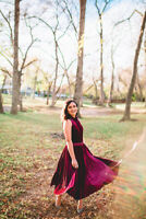 New Ted Baker Cornela Pleated Velvet Midi Dress Sz 3 UK 12