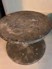 Professional Pottery Turntable Vintage Adjustable
