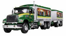1/34 Australia Mack Granite  Dump Truck with Dog Trailer A & L