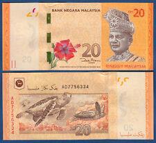 Malaisie 20 ringgit (2012) unc p. 54